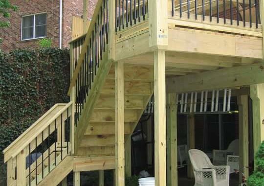 Decks by Elegant Home Exterior
